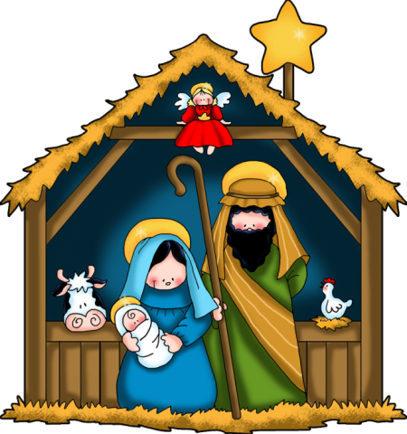 Click above to see our Nativity!
